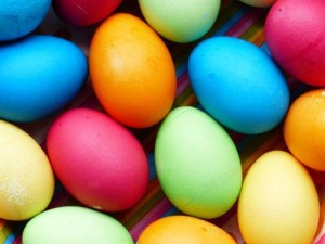 Easter traditions provide colorful displays