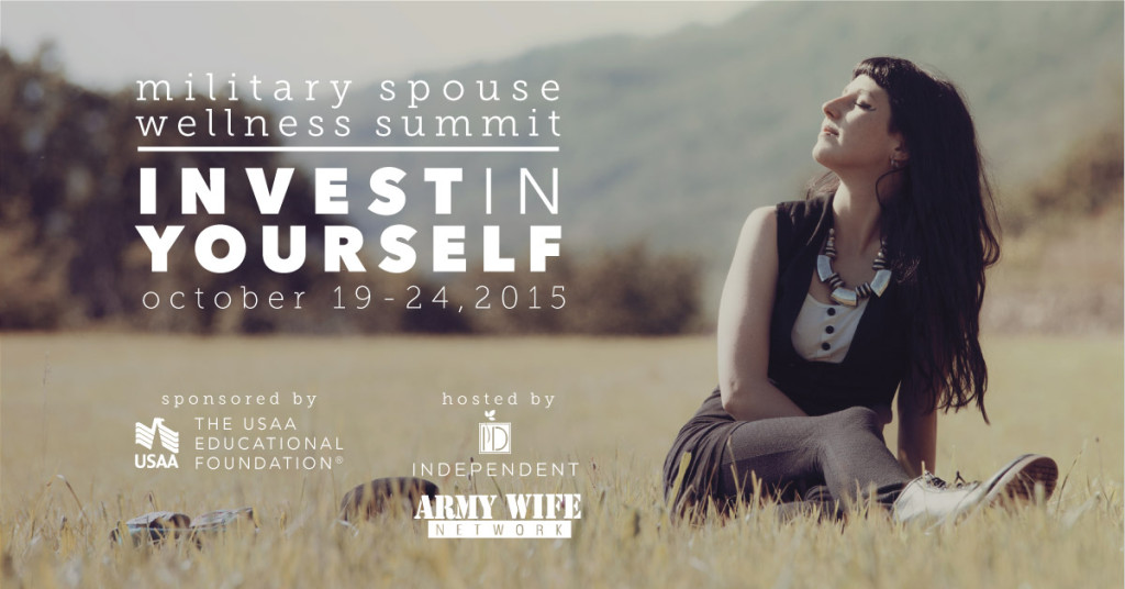 InDependent and The Army Wife Network launch registration sign-ups for the first ever online Military Spouse Wellness Summit. The free online summit takes place Oct. 19-23. Summit participants will receive 10 interviews from health, nutrition, fitness, and financial experts specially recruited for the summit to help inspire military spouses to thrive.