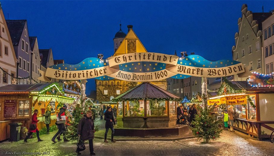 2018 christmas markets near usag bavaria bavarian news u s army