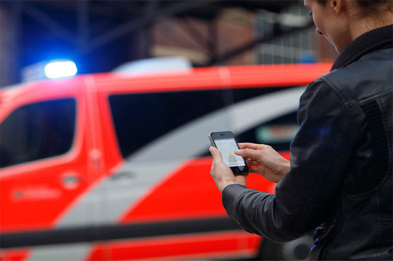 Mobile Apps For Alerts And Weather Warnings In Germany Bavarian